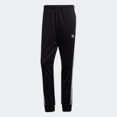 adidas 長褲 運動 休閒 訓練 男款 黑 GF0210 ADICOLOR CLASSICS PRIMEBLUE SST TRACK PANTS