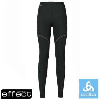 ODLO X-WARM effect 女頂級機能型銀離子保暖長褲_黑