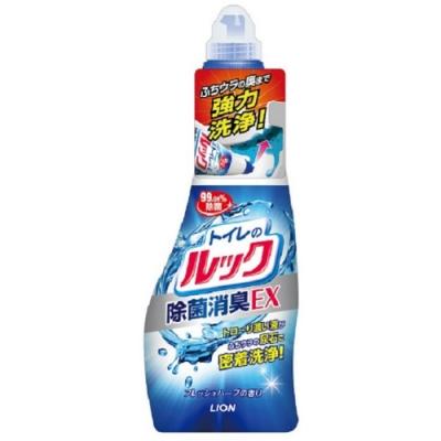 日本 LION LOOK 廁所馬桶清潔劑450ml