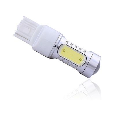 【車的LED】T20 7.5W魚眼 白光(單入組)