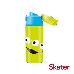 Skater直飲不鏽鋼保溫瓶(360ml)三眼怪FACE