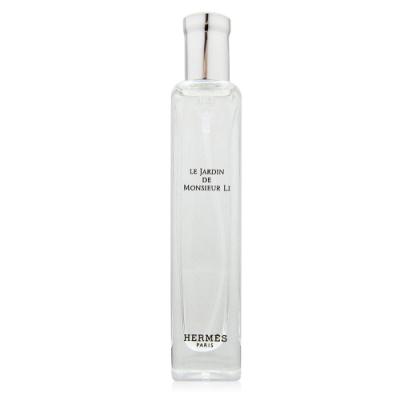 HERMES愛馬仕 Jardin Monsieur Li 李先生的花園中性淡香水15ml 裸瓶版