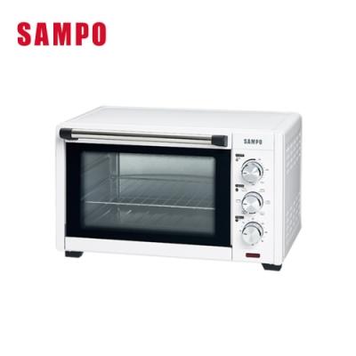 (快速到貨) SAMPO 聲寶 - 30L旋風烤箱 KZ-XJ30C