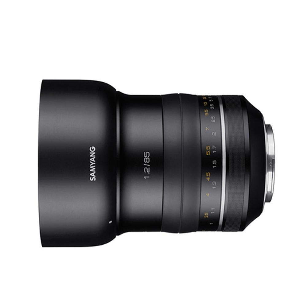 SAMYANG XP Premium 85mm F1.2 手動鏡 Canon接環(公司貨)