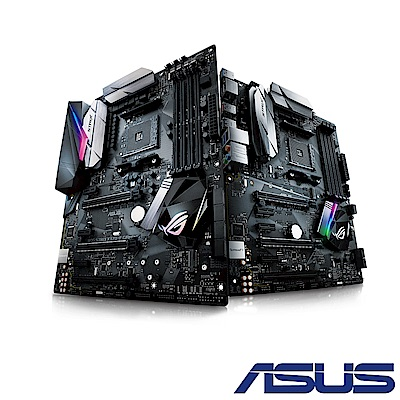 華碩主機板 ROG STRIX B350-F GAMING