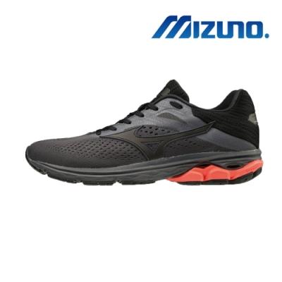 MIZUNO 美津濃 WAVE RIDER 23 男慢跑鞋 超寬楦 J1GC190411