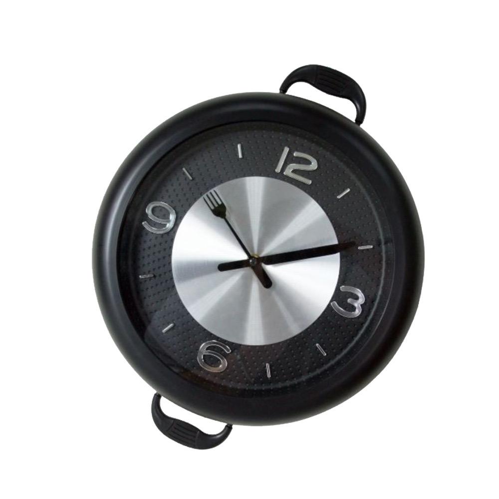 KINYO 12吋創意廚具造型掛鐘/時鐘(CL-159)超靜音