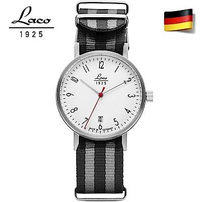 Laco 朗坤 862074德國工藝包豪斯系列Dresden自動機械腕錶 男款-40mm
