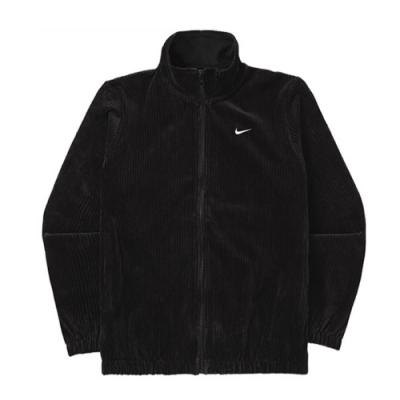 Nike 外套 NSW Velour Jacket 女款