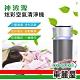【神波源】USB充電、負離子淨化炫彩空氣清淨機(ABT-E035) product thumbnail 1