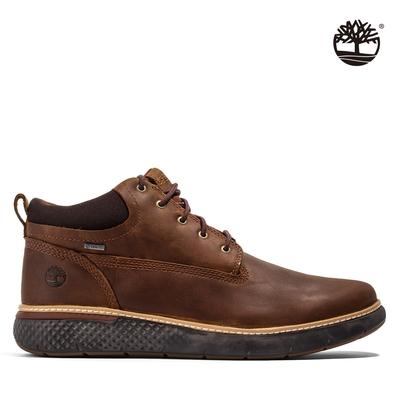 Timberland 男款棕色Cross Mark鞋 A2C1M140