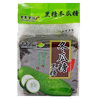 登豐 黑糖冬瓜茶塊(550gx4入)
