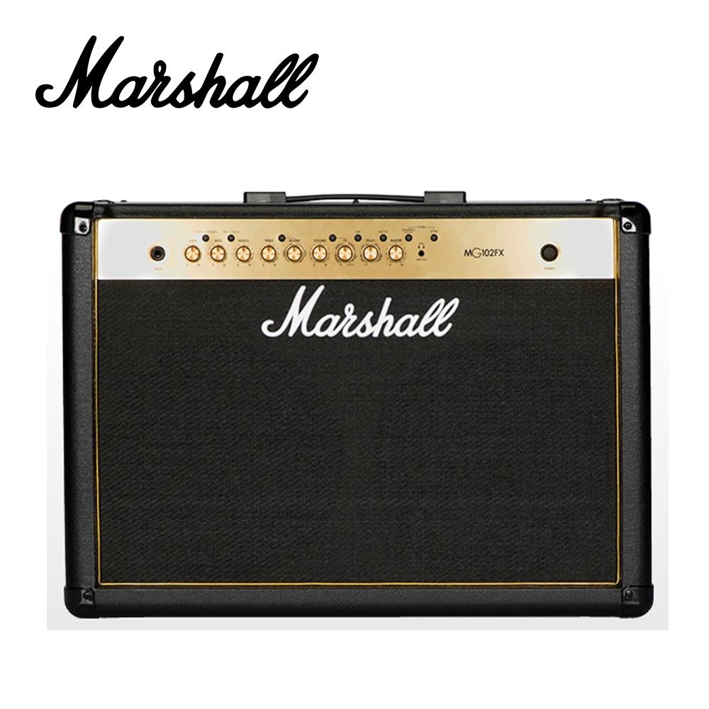 MARSHALL MG102FX Gold 內建效果器電吉他音箱