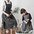 日創優品 親子款圍裙 大人+小孩(2入)