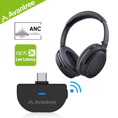 Avantree低延遲遊戲語音組合-Switch / PS4適用