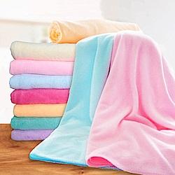 (2入組)AM超吸水速乾柔膚浴巾70*150cm ANDYMAY2
