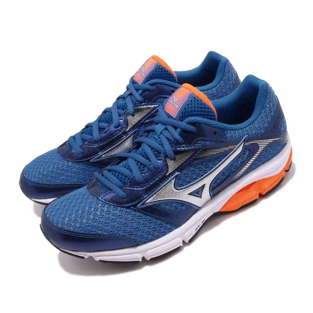Mizuno 慢跑鞋 Wave Impetus 4 男鞋