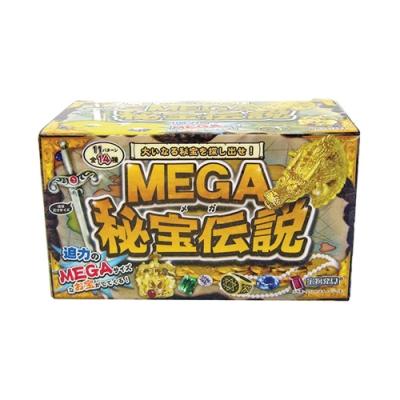 日本NOL-MEGA秘寶傳說趣味磚3入-採隨機出貨(聖誕禮物/交換禮物)