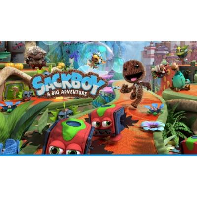 PS4 小小大星球 Sackboy: A Big Adventure 特別版