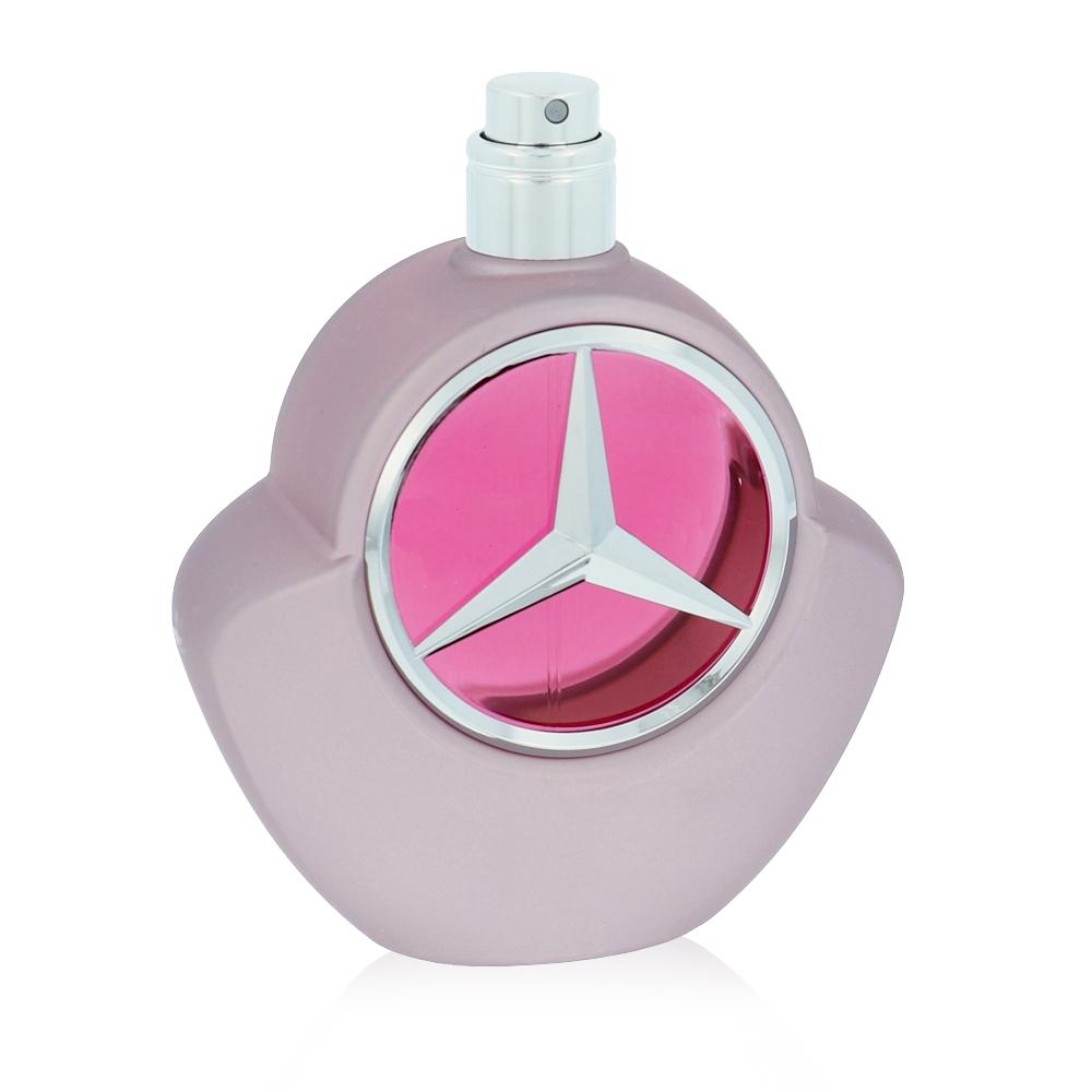 *Mercedes Benz 爵色佳人女性淡香精90ml tester