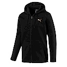 PUMA-男性訓練系列VENT連帽外套-黑色-亞規
