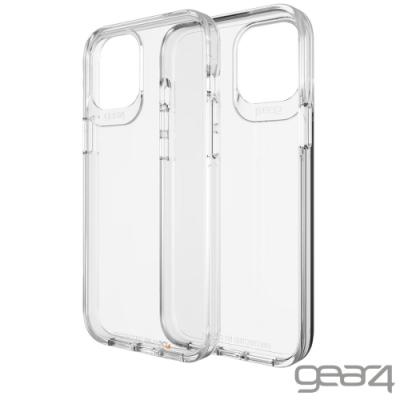 Gear4 Crystal Palace iPhone 12 Pro Max 透明抗菌防摔殼
