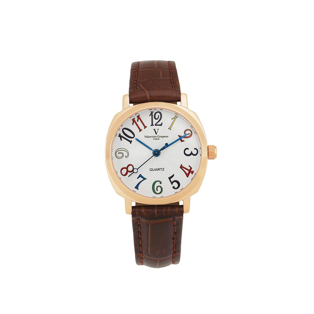 [雙11限定] Valentino Coupeau范倫鐵諾萊茵女錶-三色