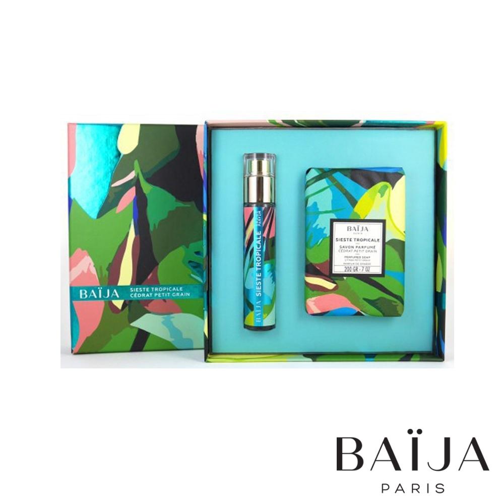 【Baija Paris 巴黎百嘉】 伊甸園 植萃賦香禮盒