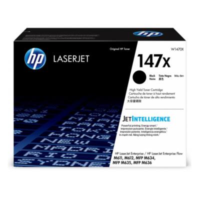 HP W1470X  原廠黑色高印量碳粉匣 NO:147X