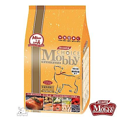 Mobby 莫比 鱒魚+馬鈴薯 愛貓無穀配方飼料 1.5公斤 X 1包