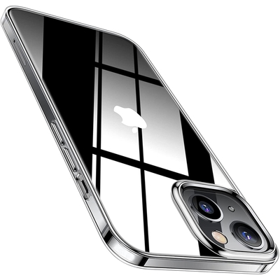 透明殼專家 iPhone 13 mini清透抗刮 不泛黃超薄硬殼