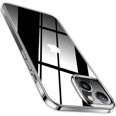 透明殼專家 iPhone 13清透抗刮 不泛黃超薄硬殼