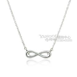 Tiffany&Co. 無限的愛 925純銀單鍊項鍊