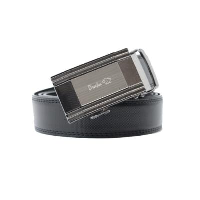 DRAKA 達卡 - Gary系列-牛皮自動皮帶-02款
