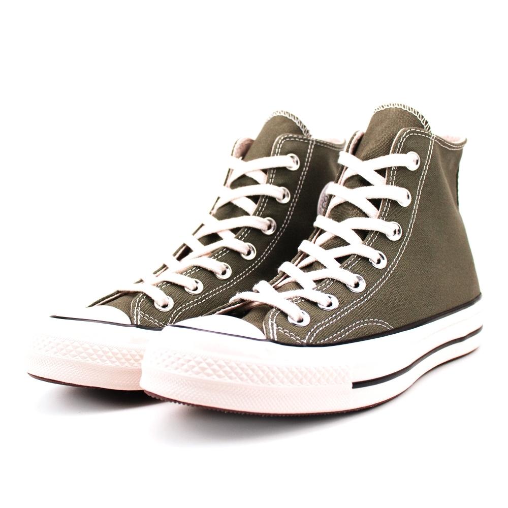 CONVERSE CTAS 70 HI 中 高筒休閒鞋 灰綠 162052C