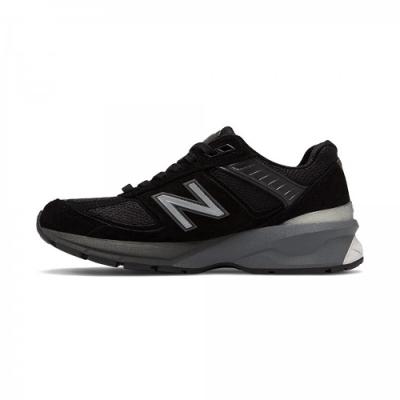 New Balance 慢跑鞋 復古 休閒鞋 運動 透氣 美國製造 黑 女鞋 W990BK5D