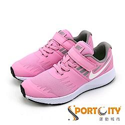 NIKE 中大童休閒鞋-921442602 粉色