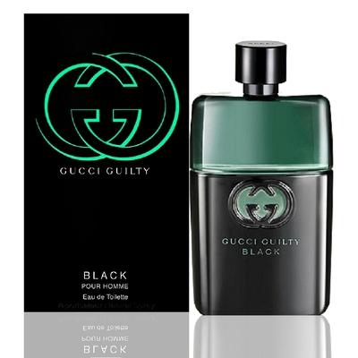 Gucci Guilty Black 罪愛夜 - 男性淡香水 50ml