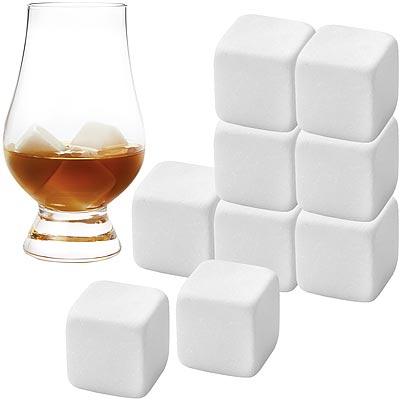 《FOXRUN》Outset威士忌冰石9入(白)