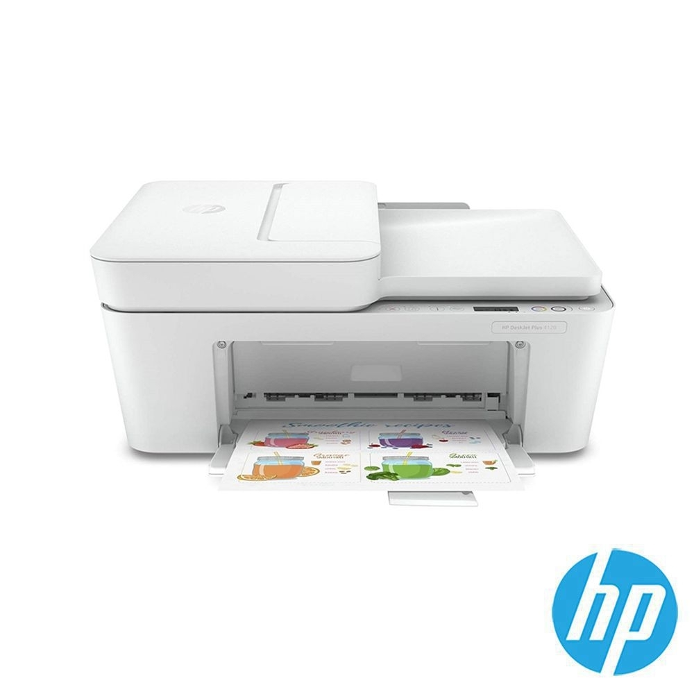 HP DeskJet Plus 4120 無線多功能傳真複合機