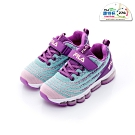 FILA KIDS 大童MD氣墊跑鞋-紫色 3-J813T-939