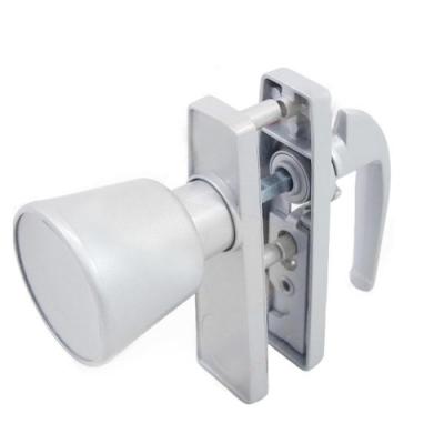 LD001 紗門喇叭鎖 紗窗喇叭鎖 紗門鎖 紗窗把手鎖 沙門鎖把手鎖 拉門把手鎖