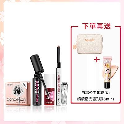 benefit 白雪公主彩妝盤 (附化妝包)