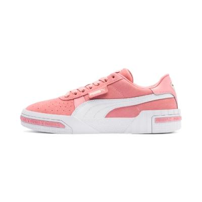 PUMA-Cali Taped Wn's 女性復古休閒鞋-新娘玫瑰