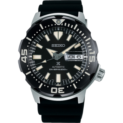 (無卡分期6期)SEIKO Prospex DIVER SCUBA 機械錶(SRPD27J1)