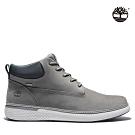 Timberland 男款中灰色磨砂革短靴|A2E85
