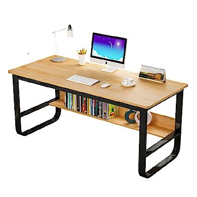 lemonsolo多功能加粗DIY組裝電腦桌-100*60公分