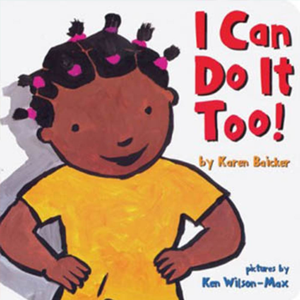 I Can Do It Too! 我也可以!