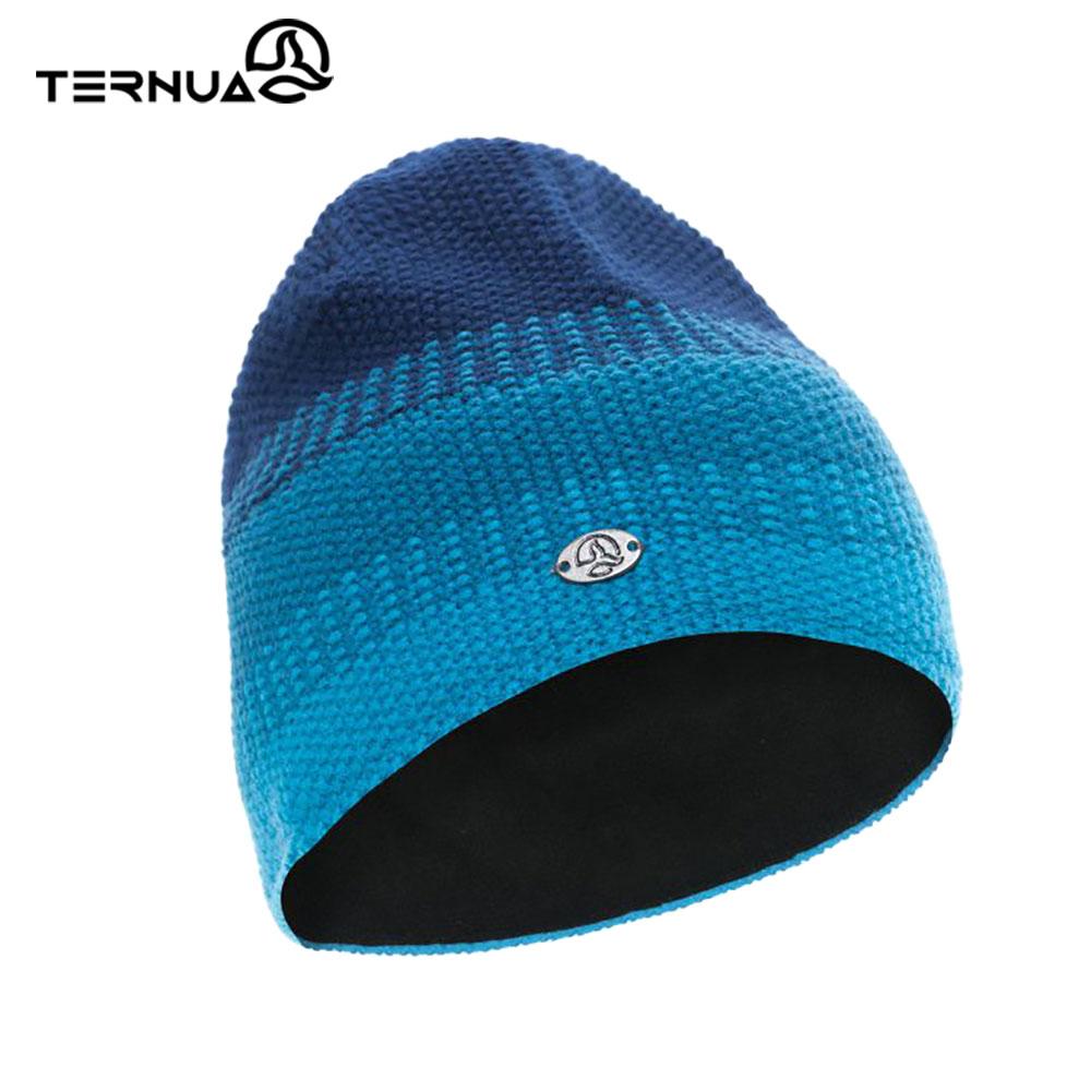 TERNUA 美麗諾保暖毛帽2661658【藍色】