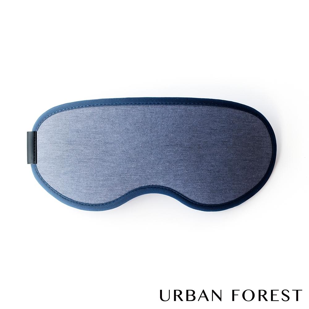 URBAN FOREST都市之森 花卷-旅行眼罩 星空藍